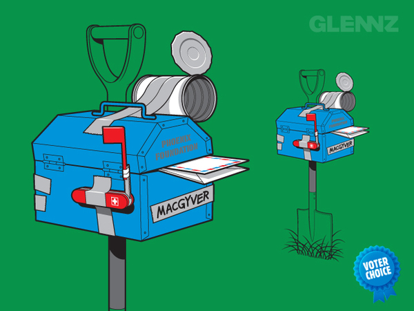 glennz,glenn jones, humor,divertido,humor ilustrado, ilustracao,humour illustration by glennz,funny illustrations,under construction blog,humor ironico,ironic,humor inteligente,intelligent humor,macgyver inbox,caixa correio macgyver