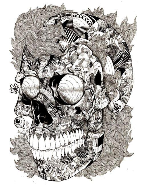 iain macarthur,caveiras,skull,iain macarthur skulls,skulls draw, imagens de caveiras, caveiras e tattoos,design grafico caveiras