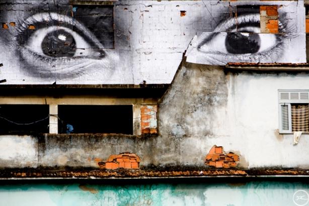 JR street art, street art,stencil,graffiti,JR,arte de rua,street art paris,underconstruction blog