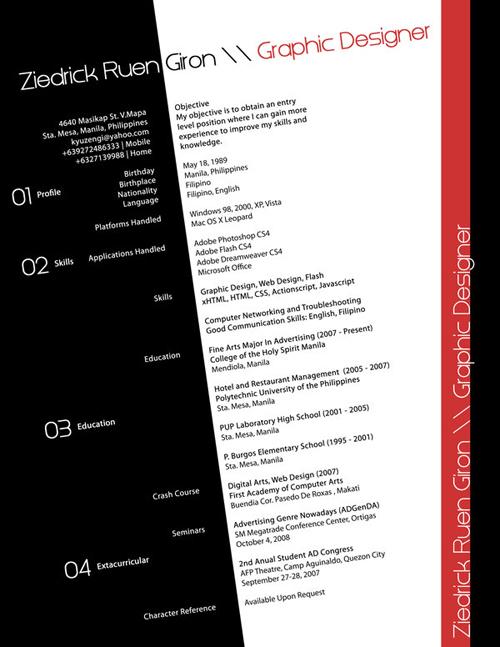 design grafico,curriculum vitae inovador,curriculum vitae criativo,curriculum para designer,creative cv,blog underconstruction,curriculos