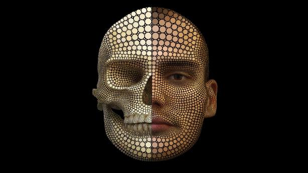 Skull wallpaper desktop background imagem caveira caveiras imagens de