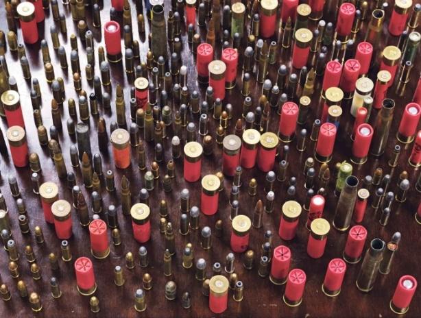 bob wolfenson apreensoes,apreensao de armas em sao paulo,fotografia,underconstruction blog,guns photography,livro,book,projéteis apreendidos,munição