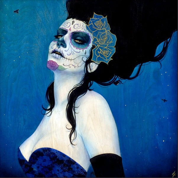 sylvia jy paintings,quadros de caveiras mexicanas, pinturas de caveiras, imagens de caveiras, skull, mexican skull, skull images, tattos caveiras mexicanas, inspiração tattos, tattoo inspiration,underconstruction blog,